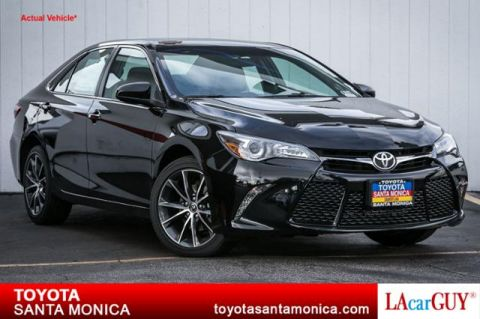 New 2017 Toyota Camry XSE Automatic (Natl) FWD 4dr Car