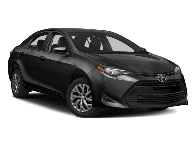 New 2017 Toyota Corolla L CVT (Natl) FWD 4dr Car