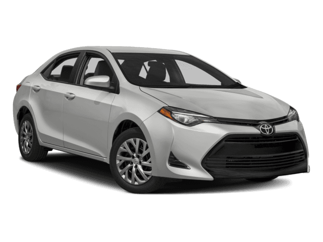 New 2017 Toyota Corolla LE CVT (Natl) FWD 4dr Car