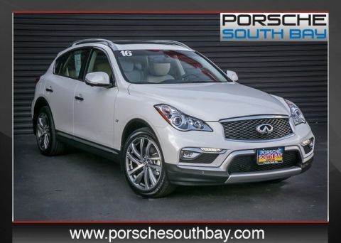Pre-Owned 2016 INFINITI QX50 Base RWD 4D Sport Utility
