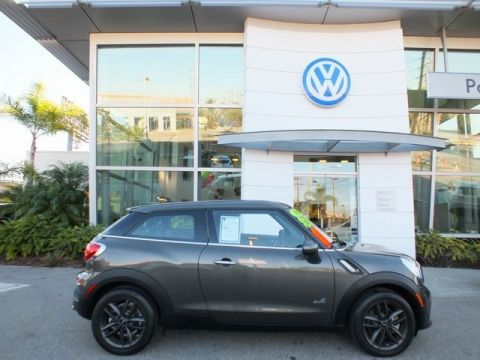 Pre-Owned 2013 Mini Cooper S Paceman AWD