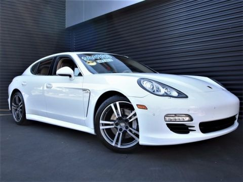 Pre-Owned 2012 Porsche Panamera S RWD 4D Hatchback