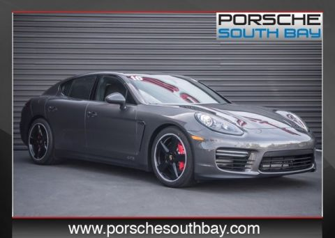 Pre-Owned 2016 Porsche Panamera GTS AWD