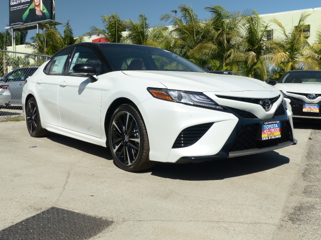 new 2018 toyota camry xse v6 4dr car in hollywood 181492 lacarguy. Black Bedroom Furniture Sets. Home Design Ideas