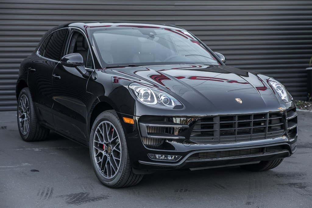 New 2018 Porsche Macan Turbo 4d Sport Utility In Torrance