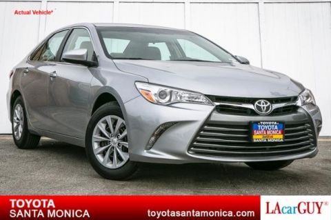 New 2017 Toyota Camry LE Automatic FWD 4dr Car