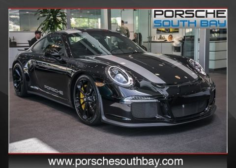 Pre-Owned 2016 Porsche 911 R RWD 2D Coupe